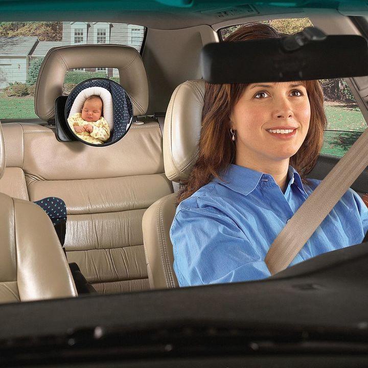 Diono easy view car mirror