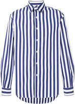 Aspesi wide striped shirt