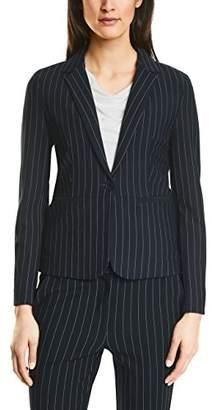 Street One Women's 210684 Suit Jacket,UK
