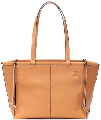 Loewe Cushion leather tote