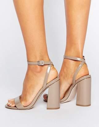 Asos Design HAMPSTEAD High Heels-Beige