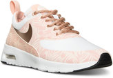 Nike Girls' Air Max Thea Print Running Sneakers from Finish Line