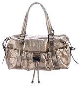 Burberry Metallic Shoulder Bag