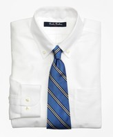 Brooks Brothers Non-Iron Supima Oxford Button-Down Dress Shirt