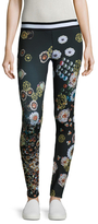 Cynthia Rowley Jewel Print Legging