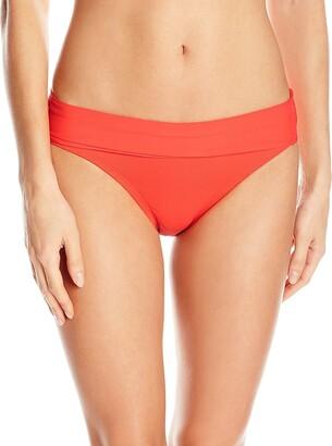 Bleu Rod Beattie Bleu | Rod Beattie Women's Cruise Control Banded Midster Bikini Bottom