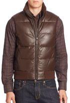 Ralph Lauren Purple Label Burwood Vest