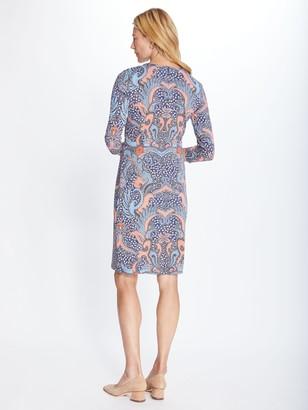 J.Mclaughlin Sophia Dress in Ashler