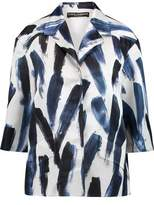 Dolce & Gabbana Printed Silk Jacket
