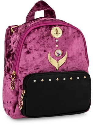 FANTASIA Disney's Frozen 2 Girl's Mini Velvet Backpack