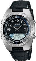Casio Pathfinder Forester Mens Analog/Digital Watch AMW700B-1AV