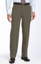 Ballin Men's Comfort Eze Flat Front Trousers