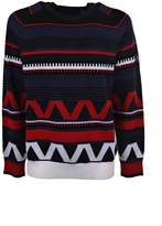 Rossignol Patterned Sweater