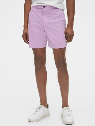 """Gap 7"""" Vintage Shorts"""