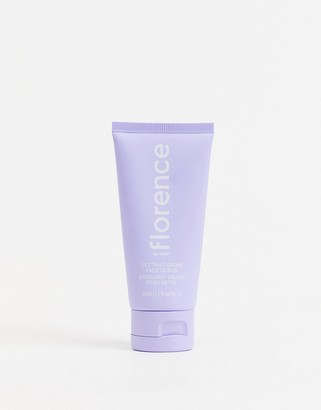 Florence By Mills Get That Grime Face Scrub Travel Size 50ml