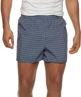 Hanes Men's Ultimate 3-pack Stretch Woven Boxers