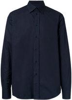 Marni side insert shirt - men - Cotton - 48