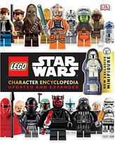 Disney Star Wars LEGO Character Encyclopedia Book