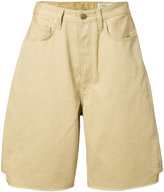 Ex Infinitas - wide chino shorts - men - Cotton - 32