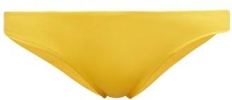 JADE SWIM Lure Low-rise Bikini Briefs - Womens - Yellow