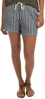 Andrea Jovine AJ French Terry Shorts (For Women)