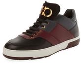 Salvatore Ferragamo Monroe Low Top Sneaker