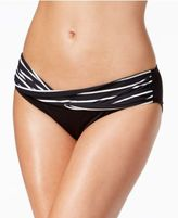 CoCo Reef Serenity Stripe Banded Hipster Bikini Bottoms