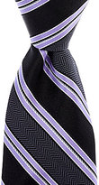 Daniel Cremieux Striped Traditional Tie