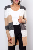 Only Colour Blocked Cardigan