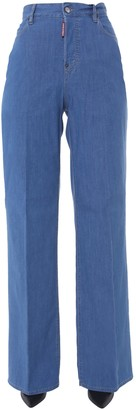 DSQUARED2 Basic Bohemian Jeans