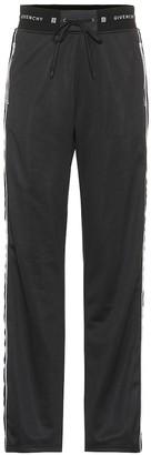 Givenchy Logo-embellished trackpants