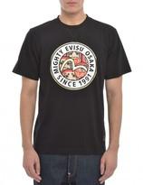 Evisu Evisu Circle Stamp T Shirt