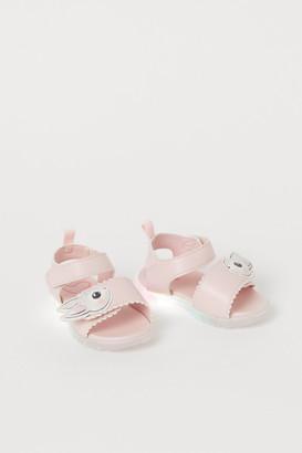 H&M Light-up Sandals