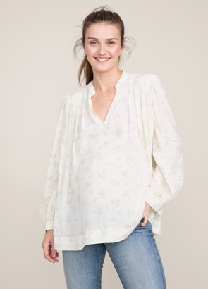 Hatch The Joselyn Blouse