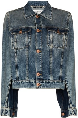 Maison Margiela Spliced Denim Jacket