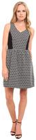 Kensie Soft Brocade Dress KS9K7700