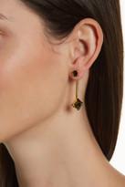 Trina Turk Linear Drop Earrings