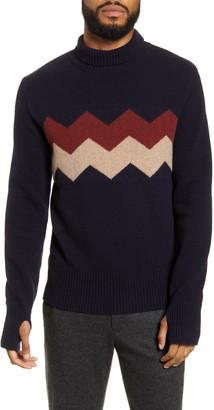 Oliver Spencer Talbot Wool Turtleneck Sweater