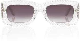 Linda Farrow x Stella sunglasses