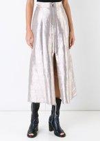 Kitx Artisan Skirt Metallic