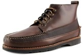 Bass Scott Round Toe Leather Boot.