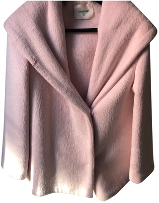 Dondup Pink Wool Jackets