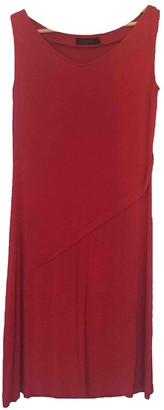 Calvin Klein Collection Red Dress for Women