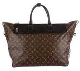 Louis Vuitton Monogram Macassar Neo Greenwich Tote