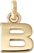 Links of London B 18ct yellow gold charm