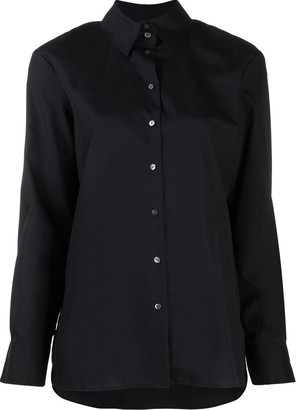 Karl Lagerfeld Paris Classic Button-Up Shirt