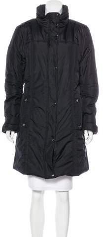 Burberry Padded Knee-Length Coat