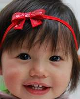 QueenMee.com Baby Headbands Sequin Baby Hair Accessories Girls Hair Accessories Baby Bows Baby Hair Bows Kids Hair Accessories Toddler Head Bands Baby Girl Hairbands Baby Bow Hair Bands Flower Girl