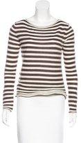 Marni Cashmere Striped Top