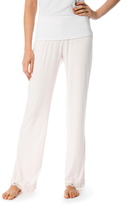 A Pea in the Pod Lace Trim Maternity Sleep Pant